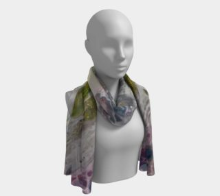 Aperçu de Soft Rainbow Shimers Long scarf