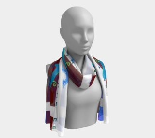 Fashion Art Central Sweet Repeat Long Scarf preview