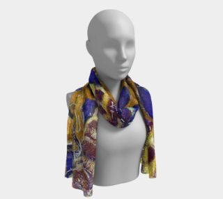 Busy Beehive Stinger Scarf preview