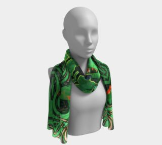 Emerald City Girl Scarf preview