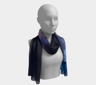 Stars Falling, Ancestors Calling Scarf preview