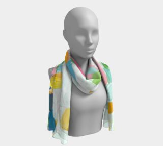 Meadow II Long Scarf preview