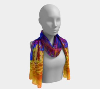 Atomic Arles Fireball Scarf preview