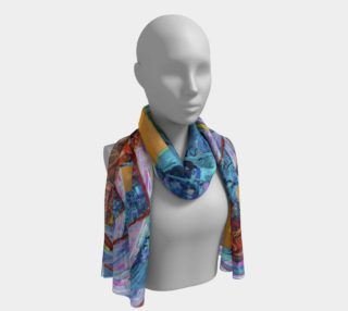 Infinity Invitation Designer Long Scarf preview