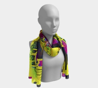 Vacation Time Long Scarf preview