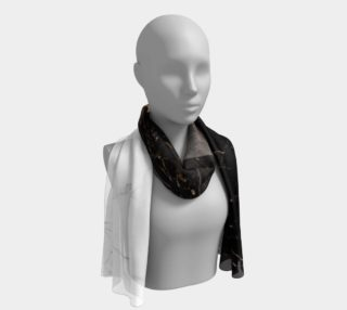 Marble Paradox Long Scarf preview