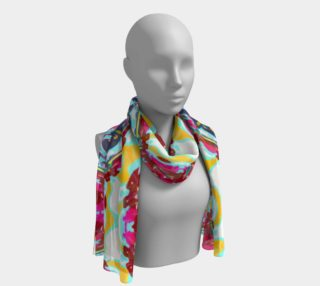City Girl Yoga / Candy Swag Scarf preview