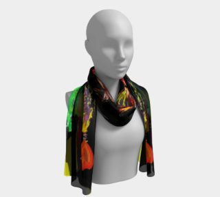 The New a-Luring You 3-d Long Scarf preview