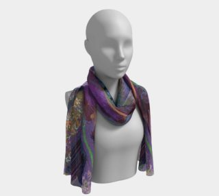 Tuscany Harvest Long Scarf preview