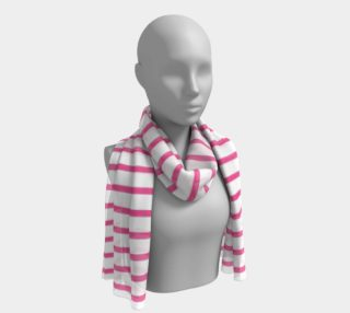 Stripes - Pink on White preview