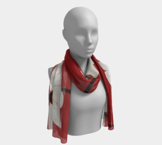 Aperçu de Daisy Sunset Long Scarf