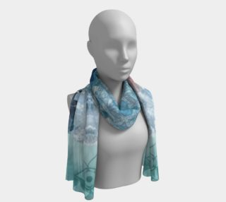 Eloquence Long Silk Scarf preview