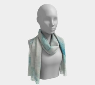 Ocean Fireworks Long Scarf preview