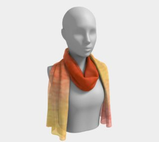 Poppy Paradise Long Scarf preview