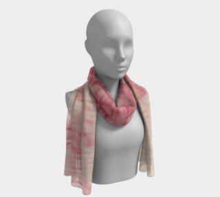 Peach Rose Long Scarf preview