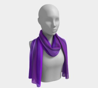 Purple scarf preview