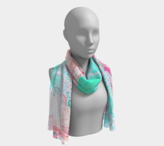 Paper Marble Long Scarf preview
