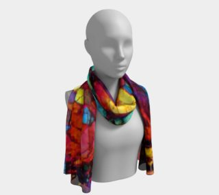 The Brain Long Scarf preview