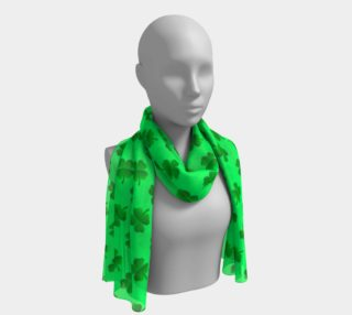 Lucky Leprechaun Long Scarf preview