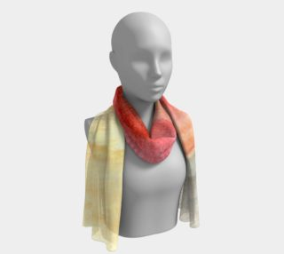 Radiating Heart Long Scarf preview