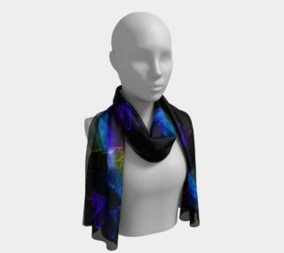 Night Mares Long Scarf preview
