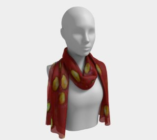 Strawberry Skin Long Scarf preview