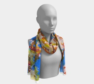 Spring Blossom Long Scarf preview
