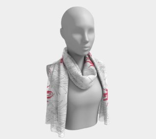 MAD_HARAKEKE Collection_Desire_Long Scarf preview