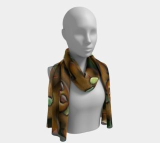 Gingerbread Man Long Scarf preview