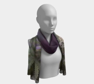 Lavender Fields Long Scarf preview