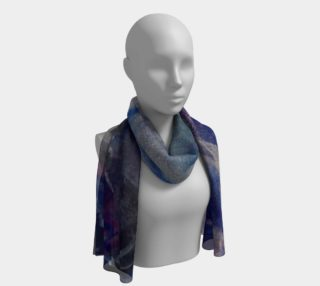 Northern Lights Long scarf preview