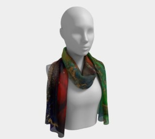 Dragon Fire Long scarf preview