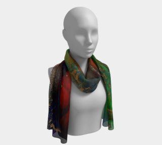Dragon Fire Long scarf preview