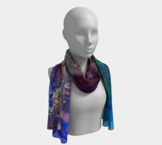 Ode de joy Long scarf preview