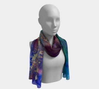 Ode de joy Long scarf preview