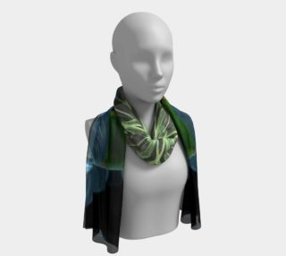Soaring Spirit Long Silk Scarf preview