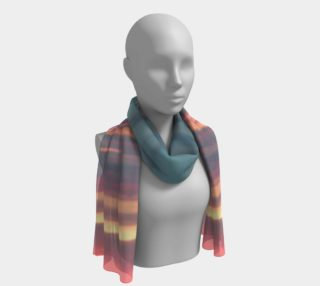 Sunset Scarf 1 preview