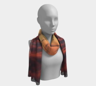 Sunset Scarf 6 preview