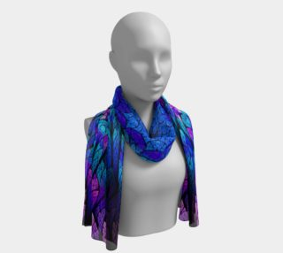 kaleidoscope Long Scarf preview