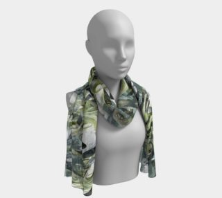 Aperçu de Playful Mariposa Dew Long Scarf