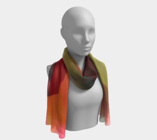 Rebirth in Reverie long scarf preview