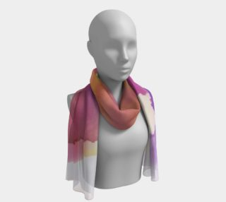 Orchid Flare long scarf preview