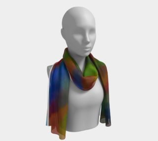Fall Long Scarf $45 preview