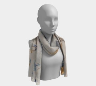 Winter Branches Scarf preview