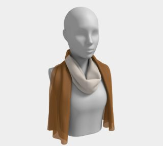 Basic Browns Long Scarf preview
