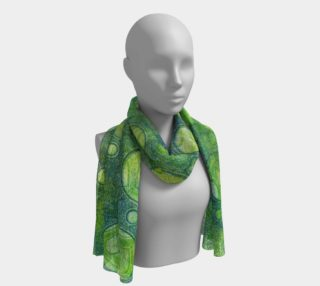 Algae On The Water Long Scarf preview