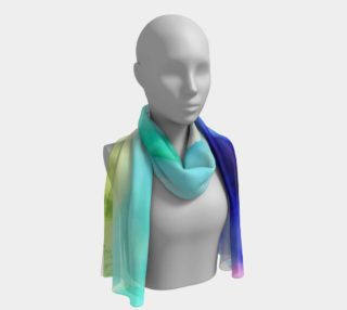 Serenity Long Scarf 1 preview