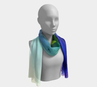 Serenity Long Scarf 3 preview