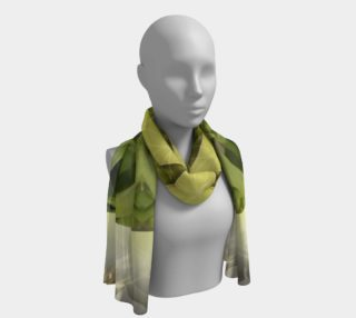 Ylang Ylang Dreams Long Silk Scarf preview