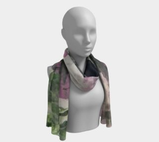 Pixie Flowers Long Scarf preview
